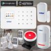 Лучшая GSM-сигнализация Kerui G18 /Android/iOS/NEW